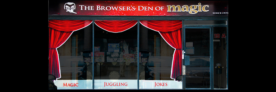 Browser's Den of Magic